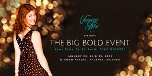 Vanessa Big bold event