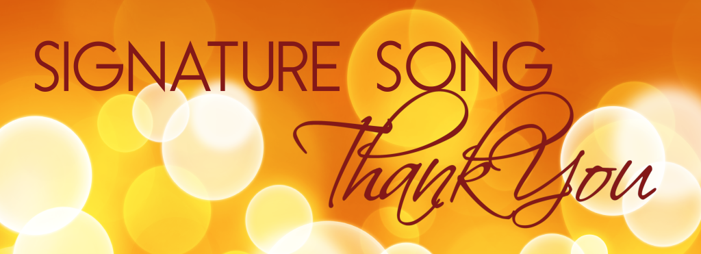 Signature Song Thank You-01