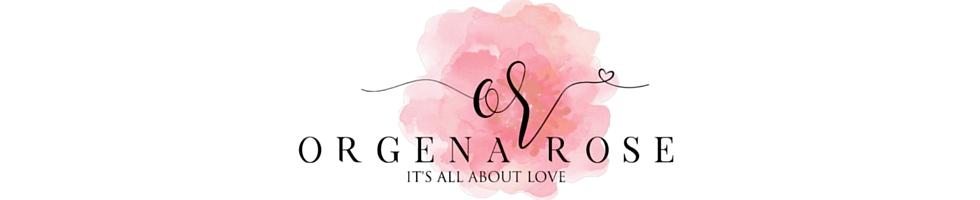 Orgena rose logo